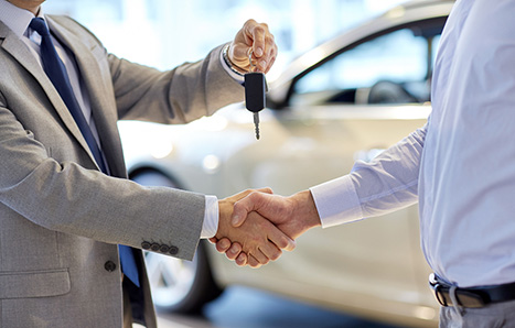 Binek Araç Alış / Satış Muhasebe Kaydı